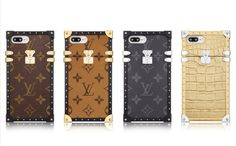 God Save the Queen and all: Louis Vuitton: Eye-Trunk iPhone 7 & 7 Plus Cases #louisvuitton #iphone7 #iphone7plus #cases