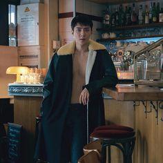 "180720 ellenayim: Sehun for ""VOGUE"" Korea on 2018 August. Exo Lockscreen, Sofia Coppola, Vogue Korea, Kris Wu, Korean Bands, Chanbaek, Vogue Magazine, Kpop Aesthetic, Chanyeol"