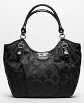 Nothing like a simple black purse :)