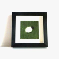 "Felt Wall Art ""Sheepy"""