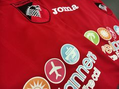 Joma Palermo Kit completed in October 2015