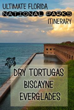Visit Key Biscayne Everglades & Dry Tortugas National Parks with this Florida National Parks itinerary travel tips for Miami & the Keys. - Travel Miami - Ideas of Travel in Miami Visit Florida, Florida Vacation, Florida Travel, Travel Usa, Travel Tips, Florida Keys, Travel Ideas, Florida Trips, Fl Keys