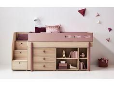 Kids' furniture stores in Hong Kong – Stylish beds, desks, and decor - DIY and crafts Girl Room, Girls Bedroom, Master Bedrooms, High Beds, Baby Room Diy, Diy Baby, Stylish Beds, Childrens Beds, Small Room Design