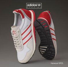 best service df355 aeab2 adidas Harwood SPZL