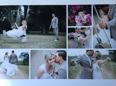 I would love to do this again!! | wedding | bride | groom | lace | champagne | swing | laughter Bride Groom, Wedding Bride, Our Wedding, Wedding Honeymoons, Laughter, Champagne, Wedding Planning, Lace, Racing