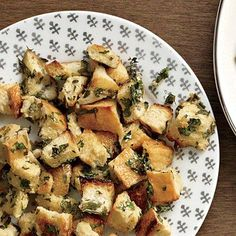 Simply Herby Stuffing | MyRecipes