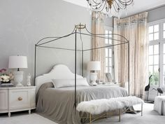 Master Bedroom Suite by Melanie Turner