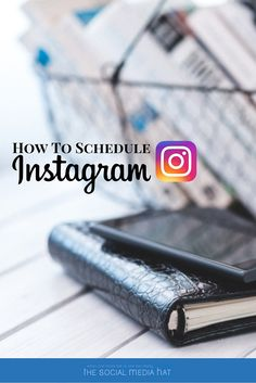 The best way to maintain an active, engaging, successful Instagram presence is to schedule your activity throughout the day when your audience is most receptive.   https://www.thesocialmediahat.com/article/how-schedule-instagram-posts via @mikeallton