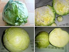 2_recepty-z-bileho-hlavkoveho-zeli Sprouts, Cabbage, Good Food, Vegetables, Recipes, Fitness, Per Diem, Cooking, Gymnastics