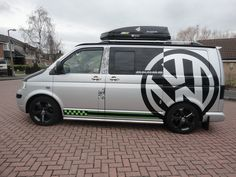 vw t5 side graphics - Google Search