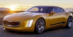 Kia GT4 Stinger Concept: The Kia Genesis Coupe 'Coming Now'