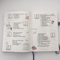 So I've heard lots about this Bullet Journaling (BuJo) thing, and I'd just written it off. It's not for me. Sounded far too complex and not pretty enough. Nope. Moving On. One day at the end ...
