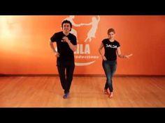 Salsa Basic Footwork Shines - YouTube Dance Moves, Dance Workouts, Salsa Moves, Belly Dancing Videos, Cuban Salsa, Gym Douce, Ganesh, Salsa Bachata, Tango