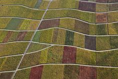 aerial photographs by Klaus Leidorf