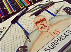 "UFC NATION,Nate Diaz ""i'm not surprised motherfu*kers..."" @haxa.art"