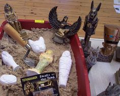TOPIC SPECIFIC MINI DIGS  EGYPTIAN  PREHISTORY  ROMAN  VIKINGS