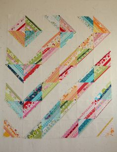 Strings Quilt