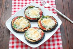 Made these and they were fab! Even my hubby who is not a fan of eggplant, loved them.