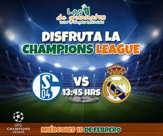 ¿Podrá el Real Madrid sacar una ventaja de visitante?   #LasDeGuanatos #Fútbol #Champions #League #RealMadrid #Schalke #Soccer #Deportes #Sports