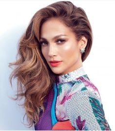 Jennifer Lopez is always beautiful! Jennifer Lopez Makeup, Wedding Hairstyles, Cool Hairstyles, Hairstyle Ideas, Beautiful Celebrities, Beautiful People, Beautiful Women, Hair Looks, My Idol