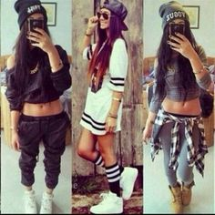 Image result for rap outfits for girls