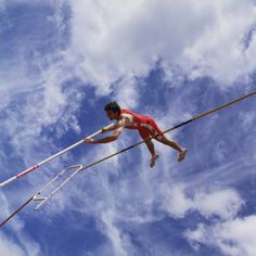 Exercises for Pole Vaulting Dangerous Sports, Pole Vault, Jump Over, Vaulting, Super Powers, Weight Lifting, Gymnastics, Athlete, Exercises