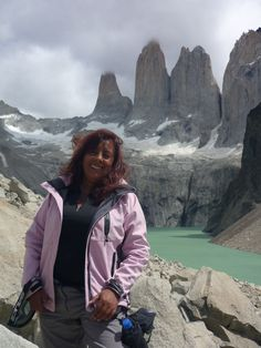 El gran Trecking a Las Torres del Paine.