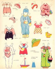 Housekeeping with the Kuddle Kiddies Saafield 1936 #2140 - Bobe - Picasa Web Albums
