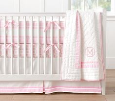 Harper Nursery Bedding Collection | Pottery Barn Kids