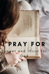 8 Powerful Prayers for Our Daughters | One Thing Alone