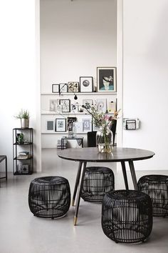 See more images from 10 unexpected dining chair alternatives on domino.com