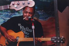 rDavid 'Junior' Kimbrough July 28,1930 David 'Junior' Kimbrough was born. He was a blues guitarist and singer. He passed away in 1998 at age 67.