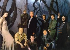 Haven't seen this pic before! LOTR cast with Peter!
