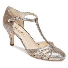 Zapatos Mujer Zapatos de tacón Jonak LAORA Plata Pump Shoes, Women's Shoes Sandals, Shoe Boots, Bride Shoes, Wedding Shoes, Crazy Shoes, Me Too Shoes, Everyday Shoes, Unique Shoes
