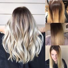 Likes, 11 Comments - Balayage + Business Training. The Effective Pictures We Offer Yo Volleyball Hairstyles, Curly Hair Styles, Natural Hair Styles, Hair Pictures, Hair Videos, Hairstyles With Bangs, Absolutely Gorgeous, Most Beautiful Pictures, Training
