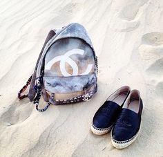 รูปภาพ chanel, shoes, and bag