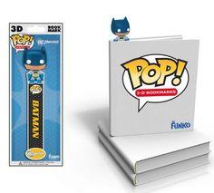 Marcador 3D Funko Pop! Batman - Toys 4 Fans