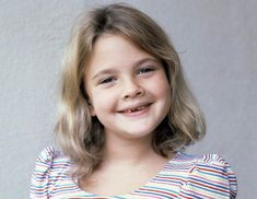 Drew Barrymore | Drew Barrymore Childhood Photos