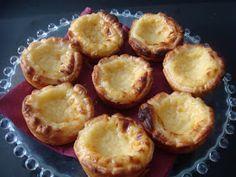 Las Recetas de Marichu.... y las mias: Pasteles de Belém