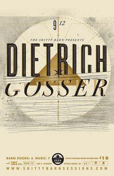 Shitty Barn Session No. 49 - Dietrich Gosser