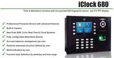 Fingerprint reader for biometric time attendance system.. http://www.totalitech.com/about-total-it/