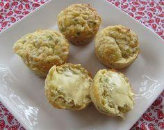 Formaggi e Muffins erba cipollina