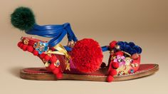 Dolce & Gabbana Makes Yet Another Cultural Misstep, Names Shoe 'Slave Sandal'. The sandal is currently available for pre-order for $2,395.   http://fashionista.com/2016/03/dolce-and-gabbana-slave-sandals