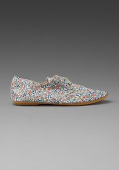 ANNIEL Derby Soft Shoe Liberty in Grigio at Revolve Clothing - Free Shipping!