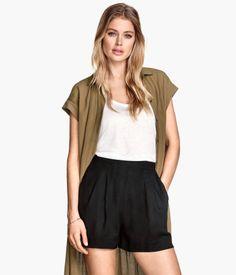 H&M Short Taille haute 14,95 $