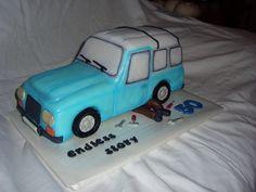 dort auto cake car