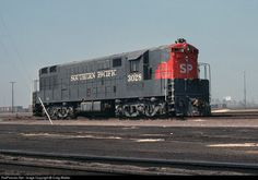 RailPictures.Net Photo: SP 3028 Southern Pacific Railroad FM H24-66 at Bloomington, California by Craig Walker