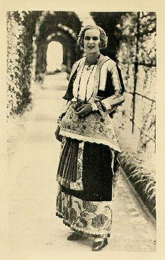 Prinzessin Marie Jose von Belgien, future Queen of Italy 1906 – 2001 #TuscanyAgriturismoGiratola