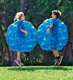 Keri - we NEED these! LMAO!!! Buddy Bounce Outdoor Play Ball, $39.98 | 31 Super Fun Products You Definitely Need This Summer