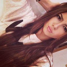 #ShareIG @anna.paciu   hair   Pinterest girl